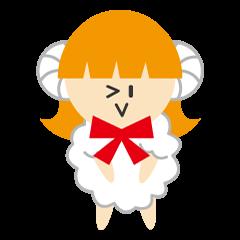"Butler woman of sheep  ""eye ..."""