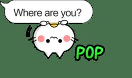 Strange Stickers(English) sticker #1708478