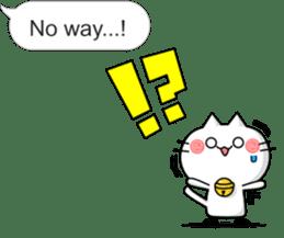 Strange Stickers(English) sticker #1708486
