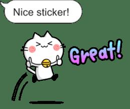 Strange Stickers(English) sticker #1708504