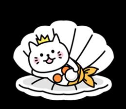 NYANGYO-HIME sticker #1711075