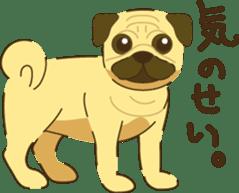 Positive Dogs sticker #1717949
