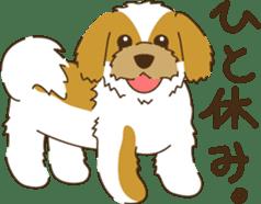 Positive Dogs sticker #1717959