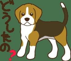 Positive Dogs sticker #1717960
