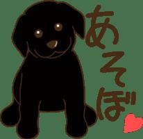 Positive Dogs sticker #1717970