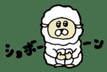 GION animals 1 sticker #1719000