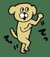 GION animals 1 sticker #1719002