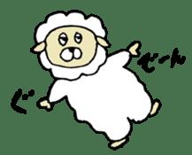 GION animals 1 sticker #1719017
