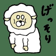 GION animals 1 sticker #1719020