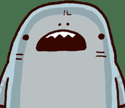 Shark men 2 sticker #1719728
