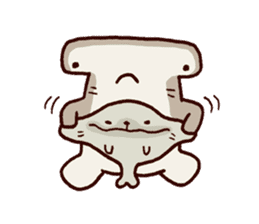 Shark men 2 sticker #1719738