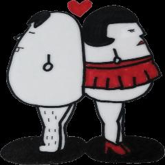 eggman & eggwoman