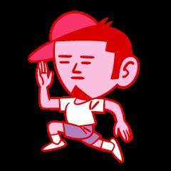 Tamesue-kun, the THINKER