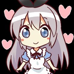 CUTE GIRL Alice