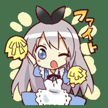 CUTE GIRL Alice sticker #1727794