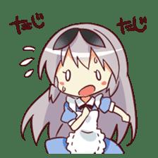 CUTE GIRL Alice sticker #1727808