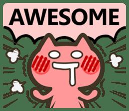 Super Praise 01(English) sticker #1732908