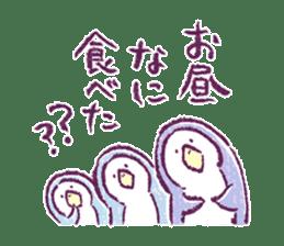 Clique Penguin 2 sticker #1733290