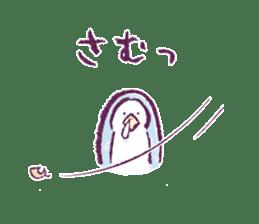 Clique Penguin 2 sticker #1733297