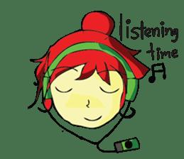 Berry Berry: My routine sticker #1735476