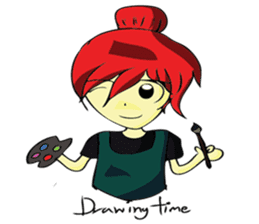 Berry Berry: My routine sticker #1735479