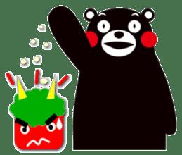 KUMAMON sticker(IVENT version) sticker #1735748