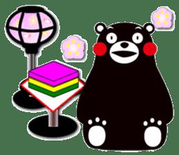 KUMAMON sticker(IVENT version) sticker #1735751