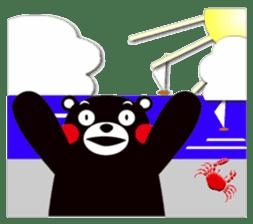KUMAMON sticker(IVENT version) sticker #1735764