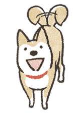 Shiba Inu (Shiba-Dog) stickers - vol.2 sticker #1738345