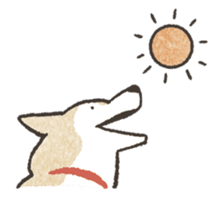 Shiba Inu (Shiba-Dog) stickers - vol.2 sticker #1738369
