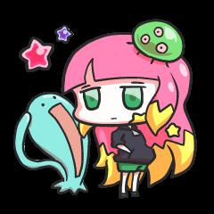 Stellar girl Spica