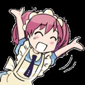 ran-chan&e-wa sticker #1748108