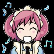 ran-chan&e-wa sticker #1748118