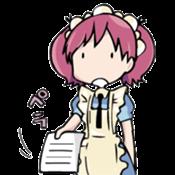 ran-chan&e-wa sticker #1748123