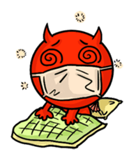 Funny Devil ONLINE sticker #1748953