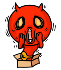 Funny Devil ONLINE sticker #1748954