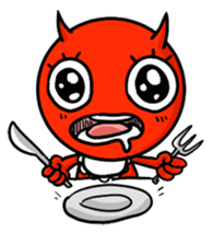 Funny Devil ONLINE sticker #1748961