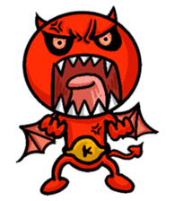 Funny Devil ONLINE sticker #1748964