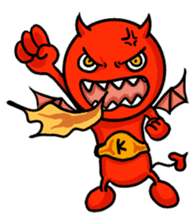 Funny Devil ONLINE sticker #1748974
