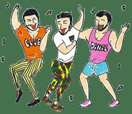 ENJOY GAY LIFE sticker #1749886