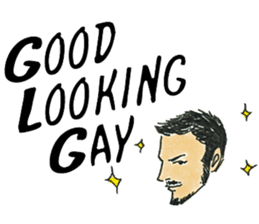 ENJOY GAY LIFE sticker #1749898