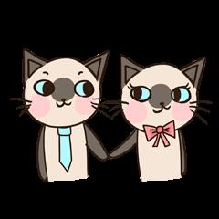 Siamese Cat@SK Farm (V.1)