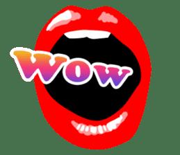 SEXY LIPS sticker #1753314