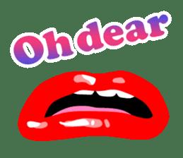SEXY LIPS sticker #1753343