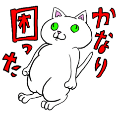 trouble cat komaneko-chan and mr10000yen