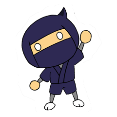 Go for it! Ninja-kun