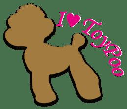 Team ToyPoo sticker #1756851
