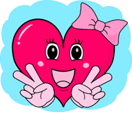 Heartie Emotions for All sticker #1758406