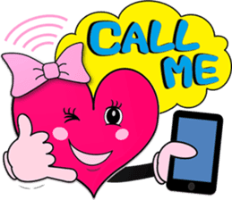 Heartie Emotions for All sticker #1758428