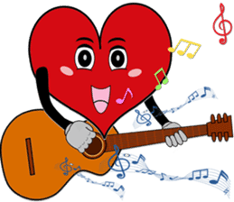 Heartie Emotions for All sticker #1758437